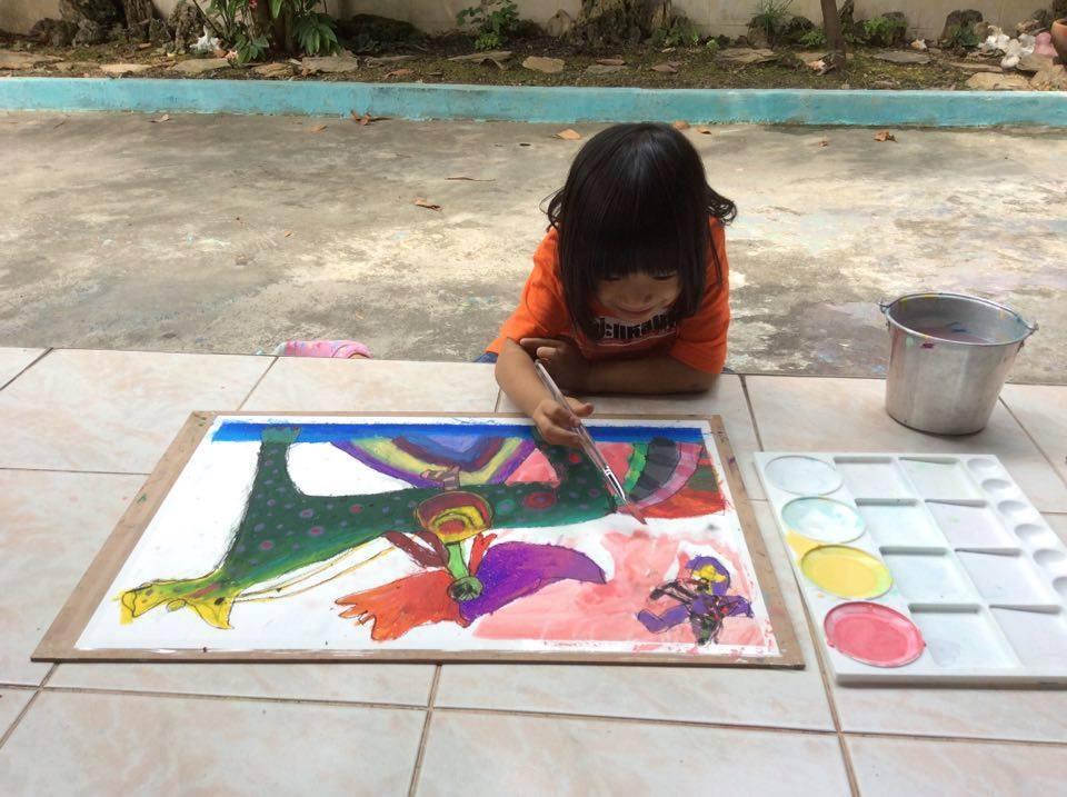 ศิลปะเด็ก